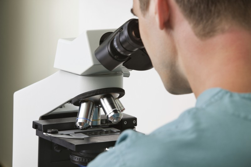 Medical or scientific researcher