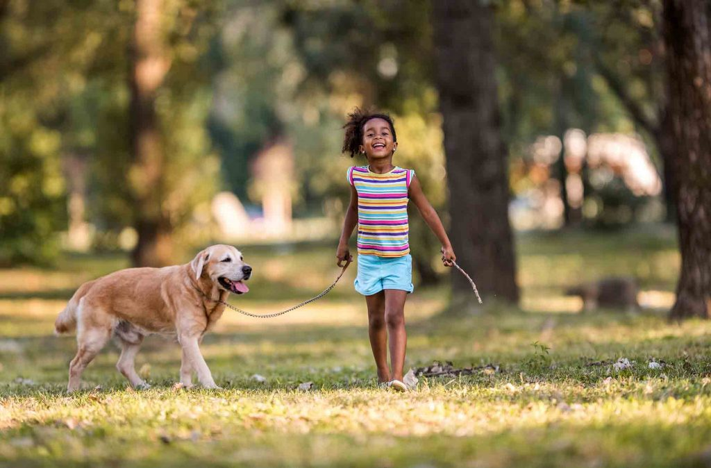 kids and pet care